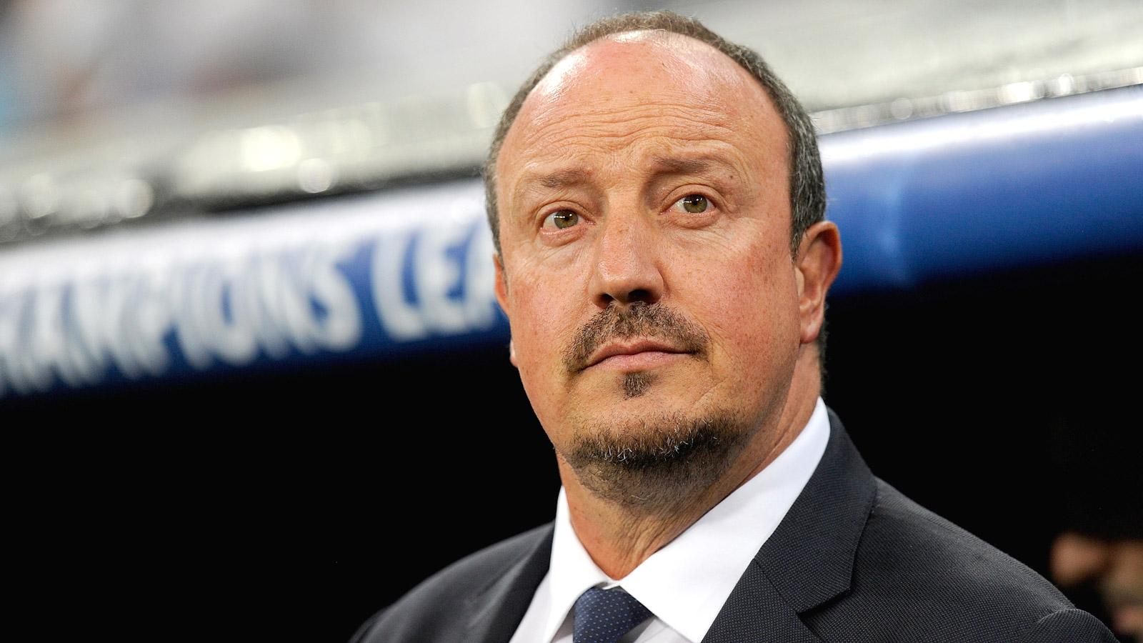 Benitez defends Real tactics after Madrid derby draw