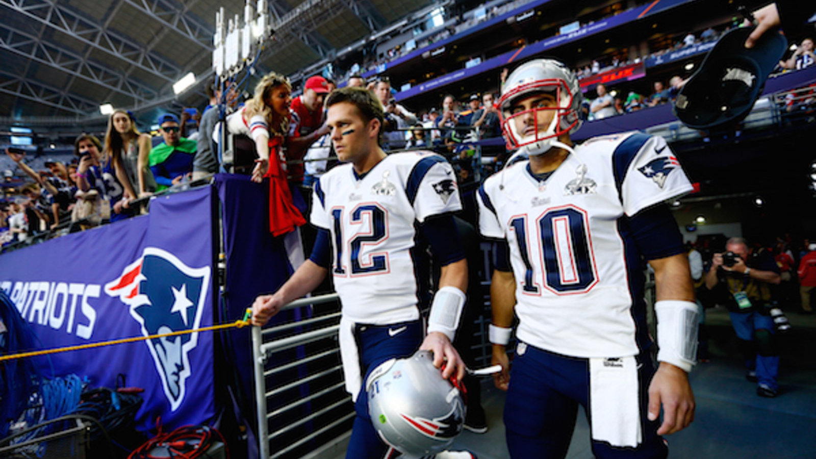 New England Patriots preview (No. 2): With Brady back, focus shifts to defense