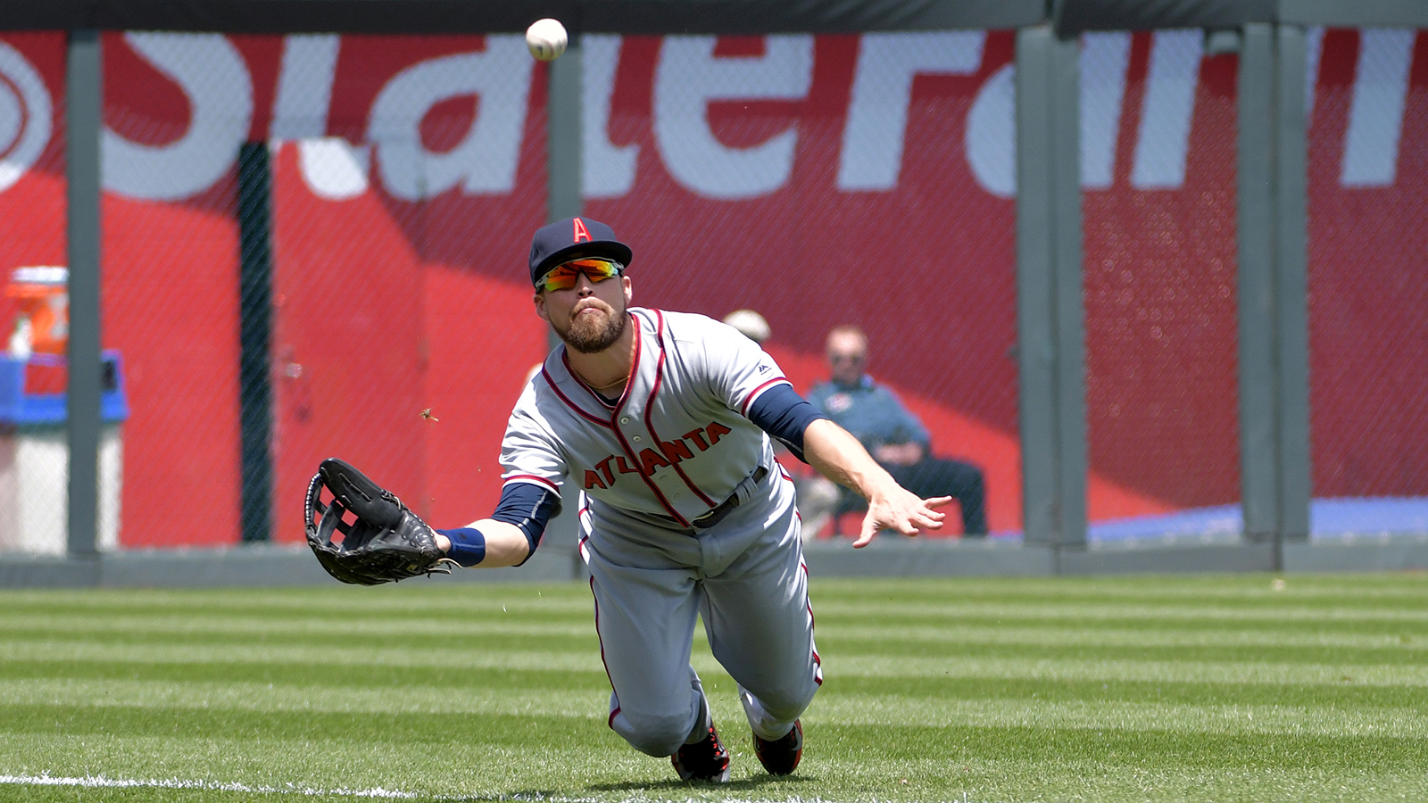 Braves OF Ender Inciarte captures his first career Gold Glove