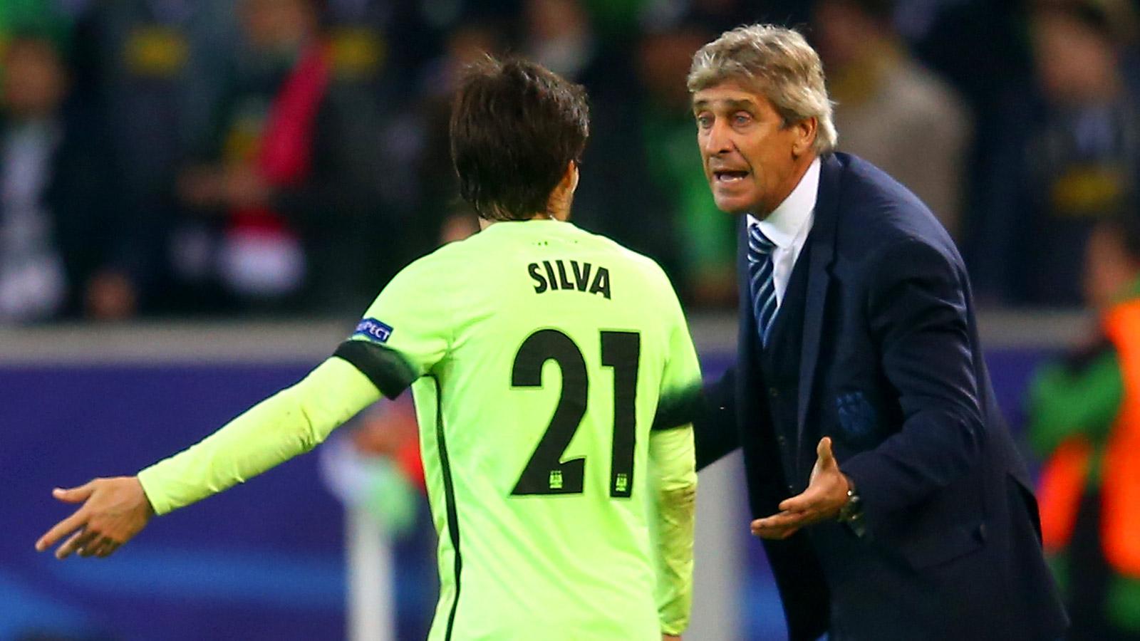 Pellegrini admits Manchester City need international break