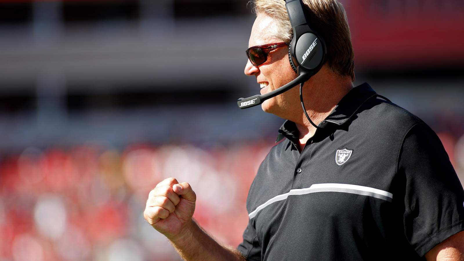 The 6-2 Raiders are both the best- and worst-coached team in the NFL