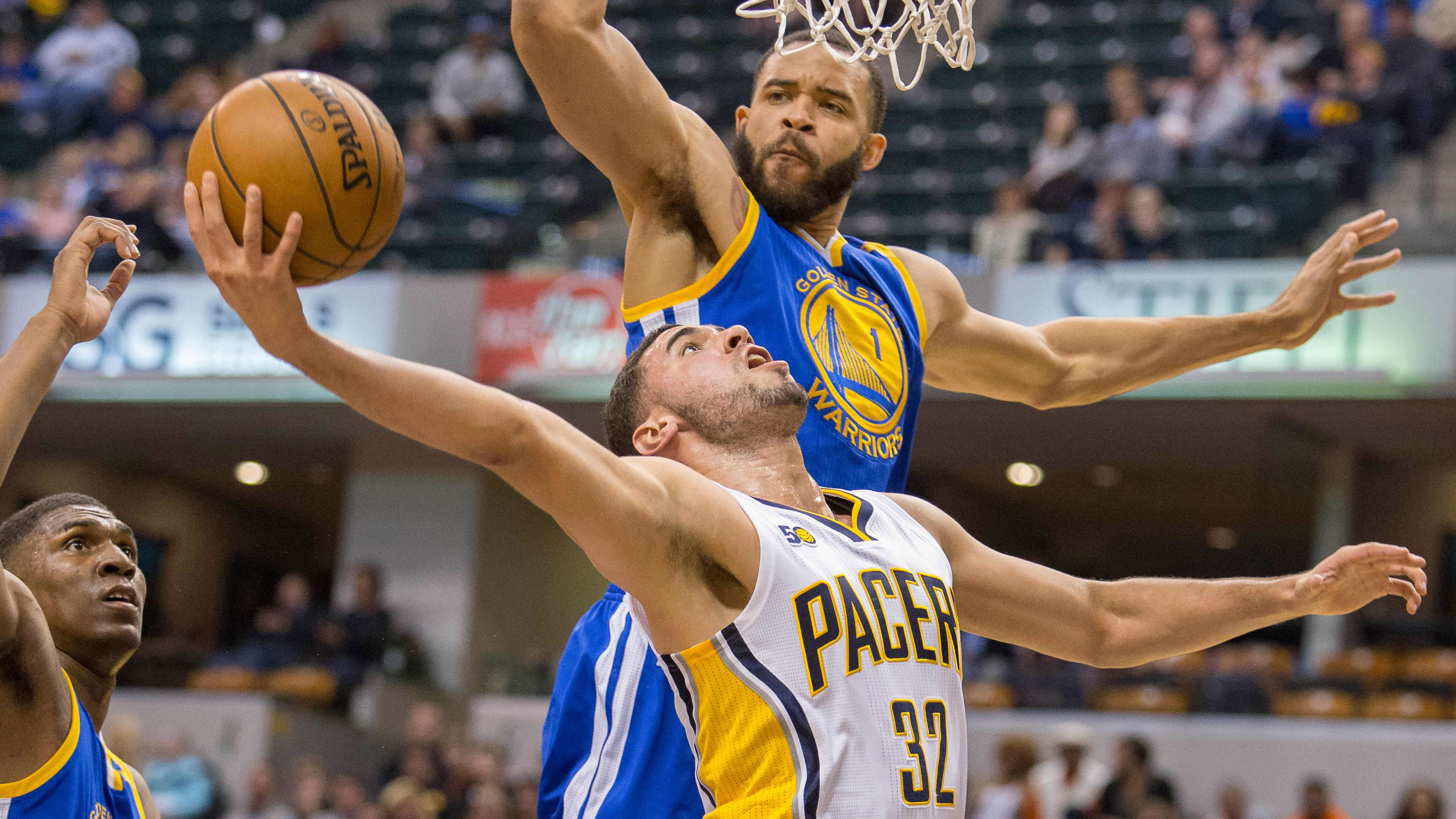 Pacers waive Georges Niang