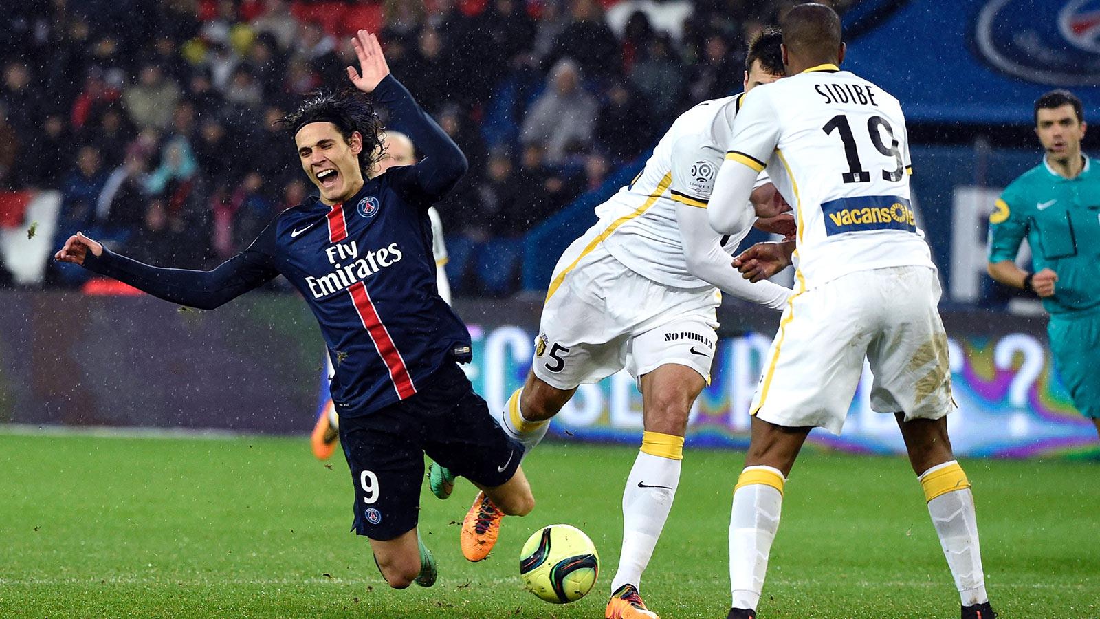 Paris Saint-Germain draw blank against resilient Lille