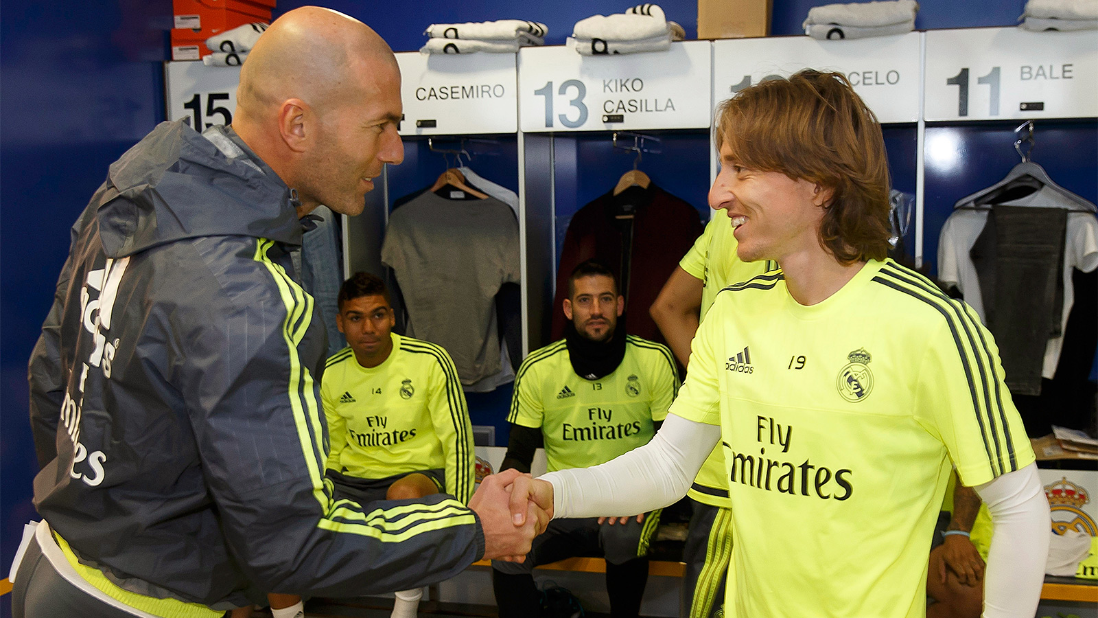 Modric believes Real's performance shows Zidane is the right man