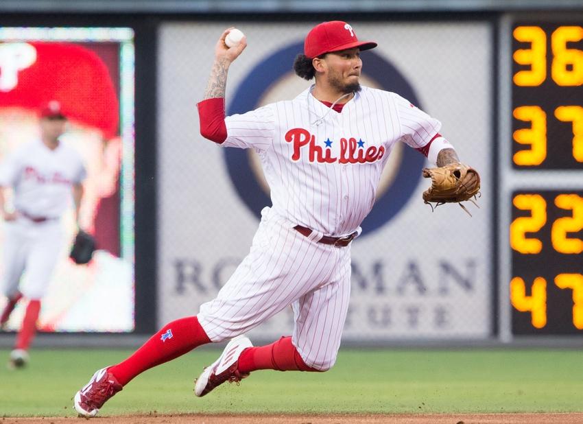 Phillies 2016 Report Card: Shortstop Freddy Galvis