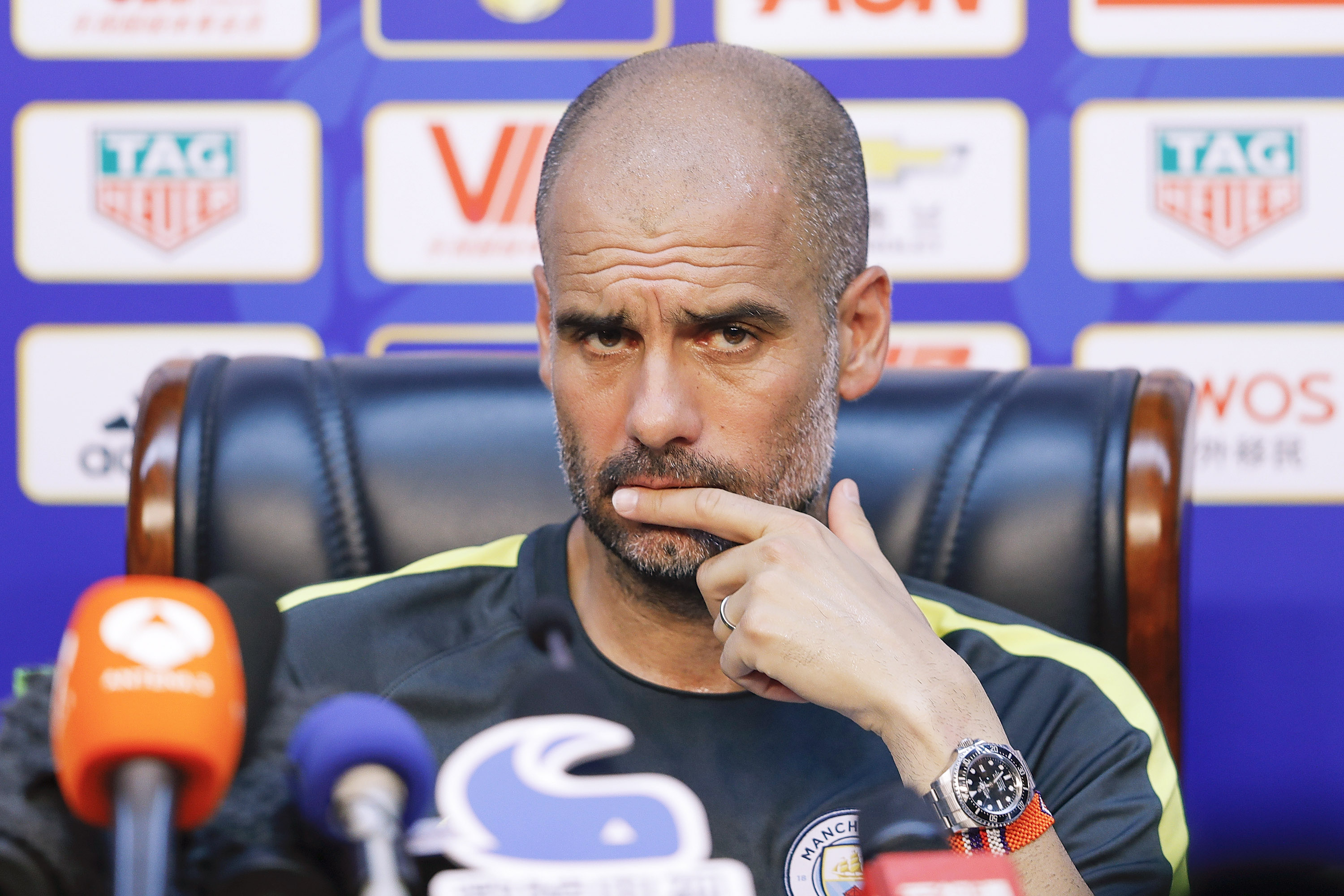 Manchester City: Pep reveals more about himself than Kompany's return