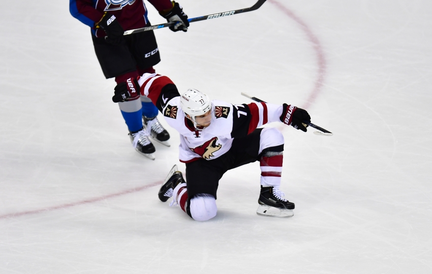 Arizona Coyotes Assign Anthony DeAngelo, Laurent Dauphin To AHL Tucson