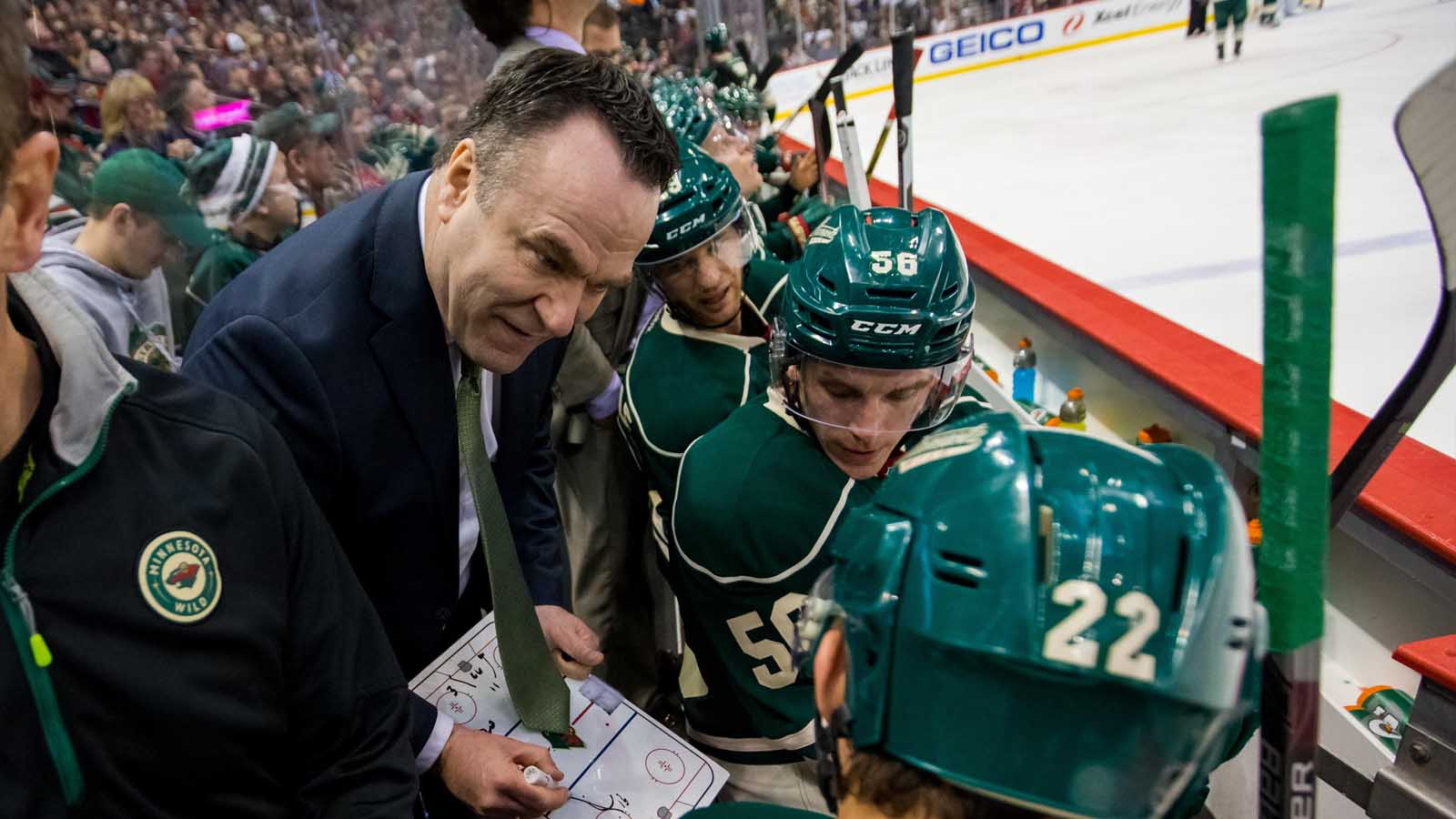 Questions ahead for Wild, Torchetti after roller-coaster ending