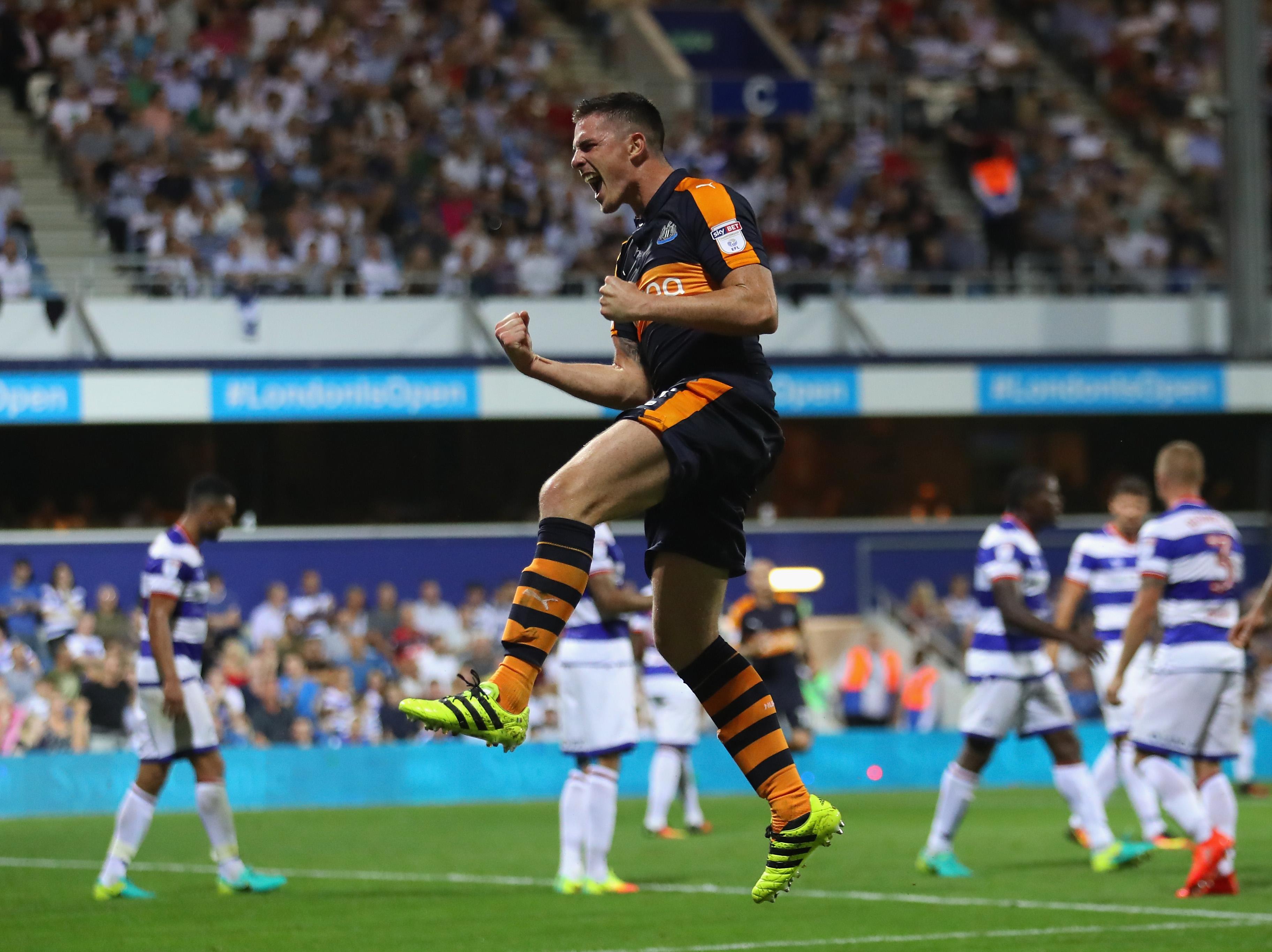 Newcastle United's Ciaran Clark on Rafa's Rotation Policy