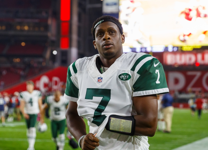 Report: New York Jets to Name Geno Smith Starting Quarterback