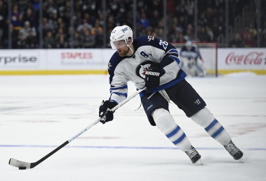 Winnipeg Jets F Blake Wheeler Named Team Captain