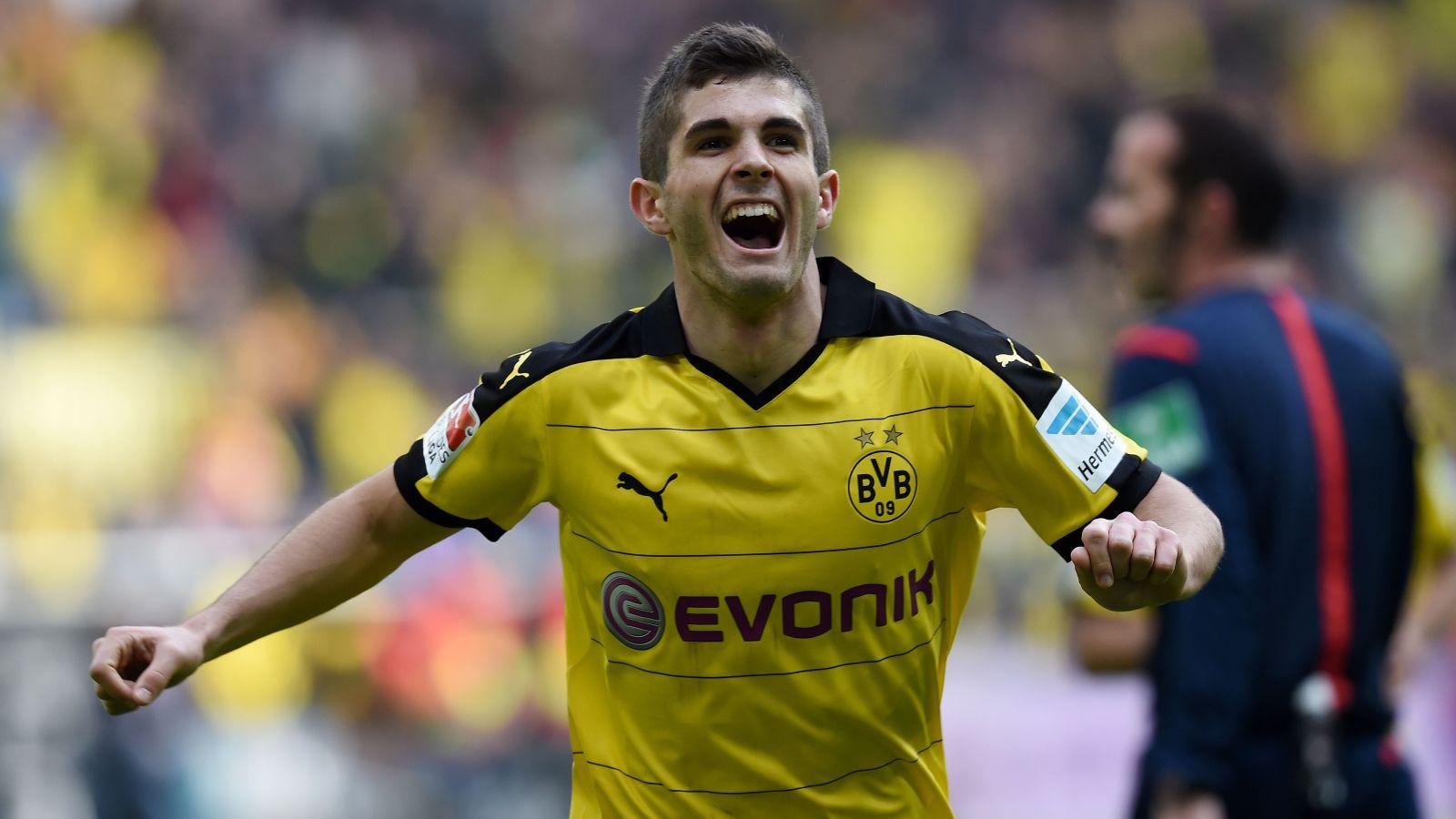 Liverpool boss Klopp to monitor Dortmund midfielder Pulisic