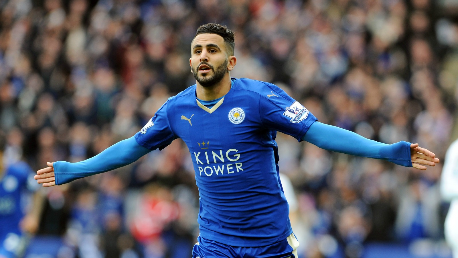 Leicester's Riyad Mahrez wins PFA Player of the Year, Dell Ali wins Young Player award