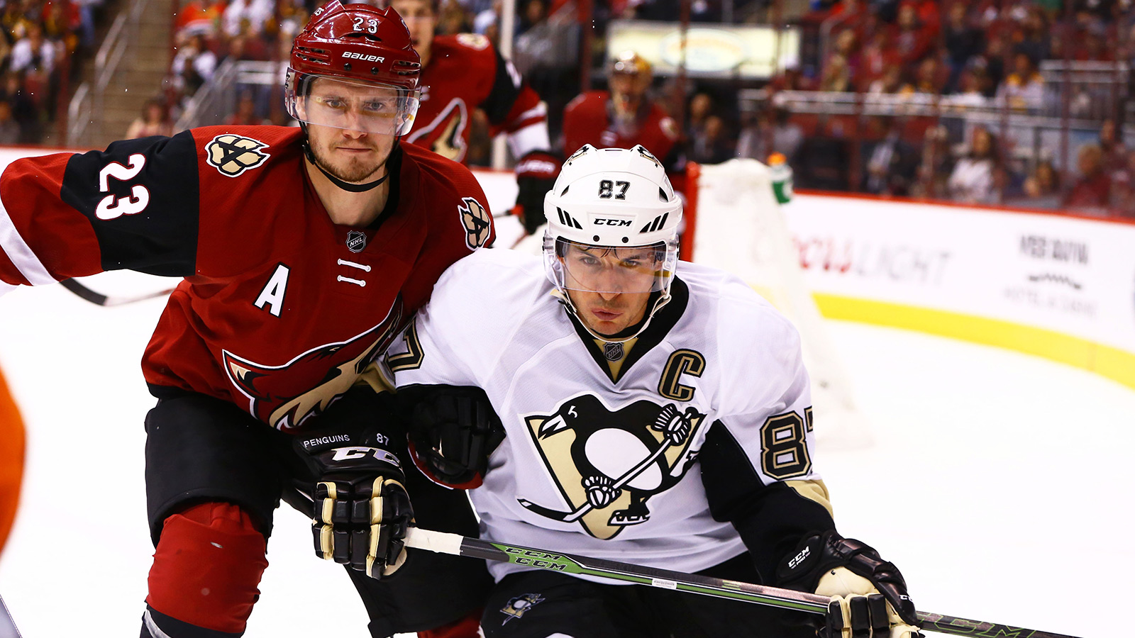 Coyotes need to replace Domi's offense as they open trip in Pittsburgh