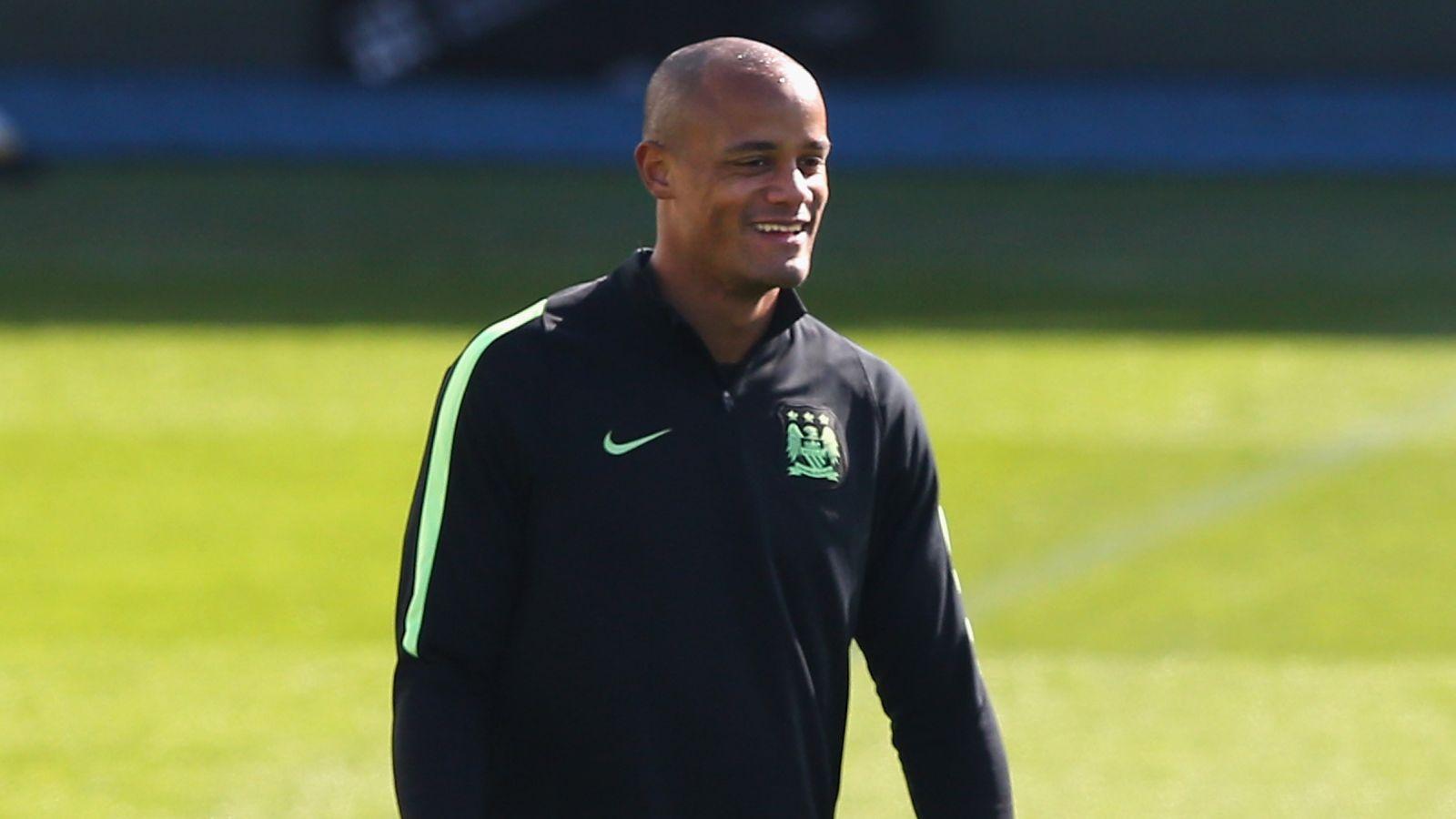 City defender Kompany not fit enough for UCL clash vs. PSG