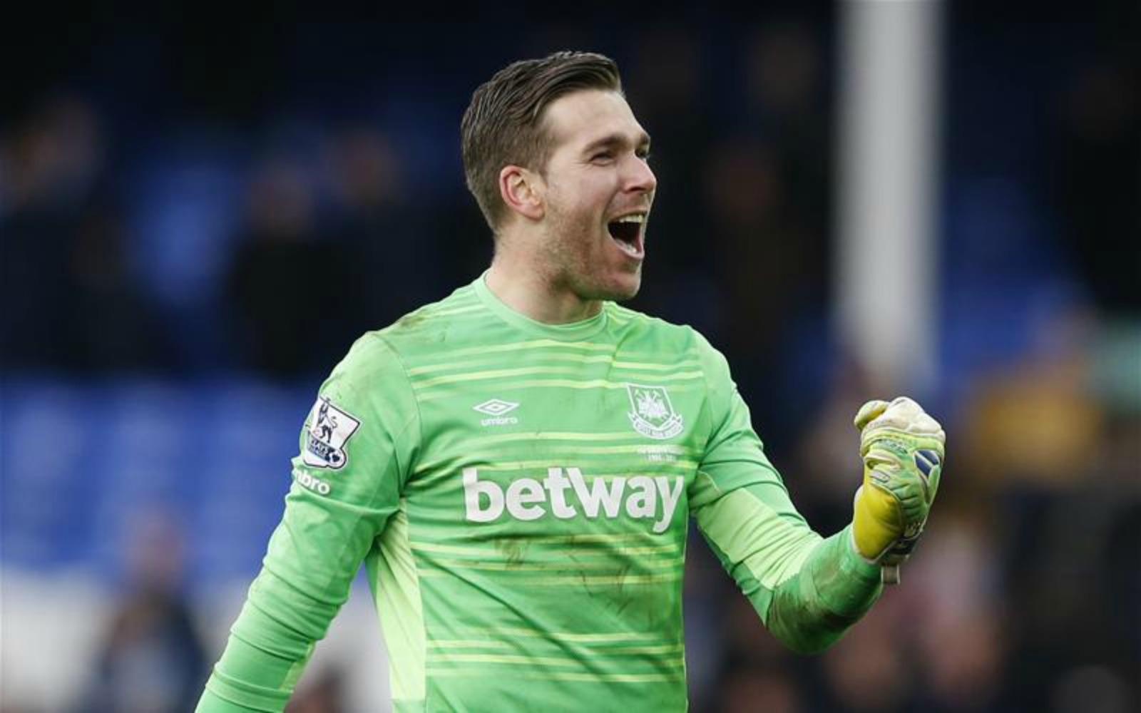 West Ham goalkeeper scores dazzling solo goal in testimonial match