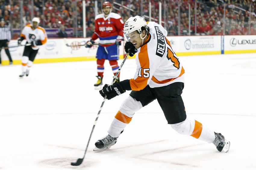Flyers defenseman Michael Del Zotto out four to five weeks