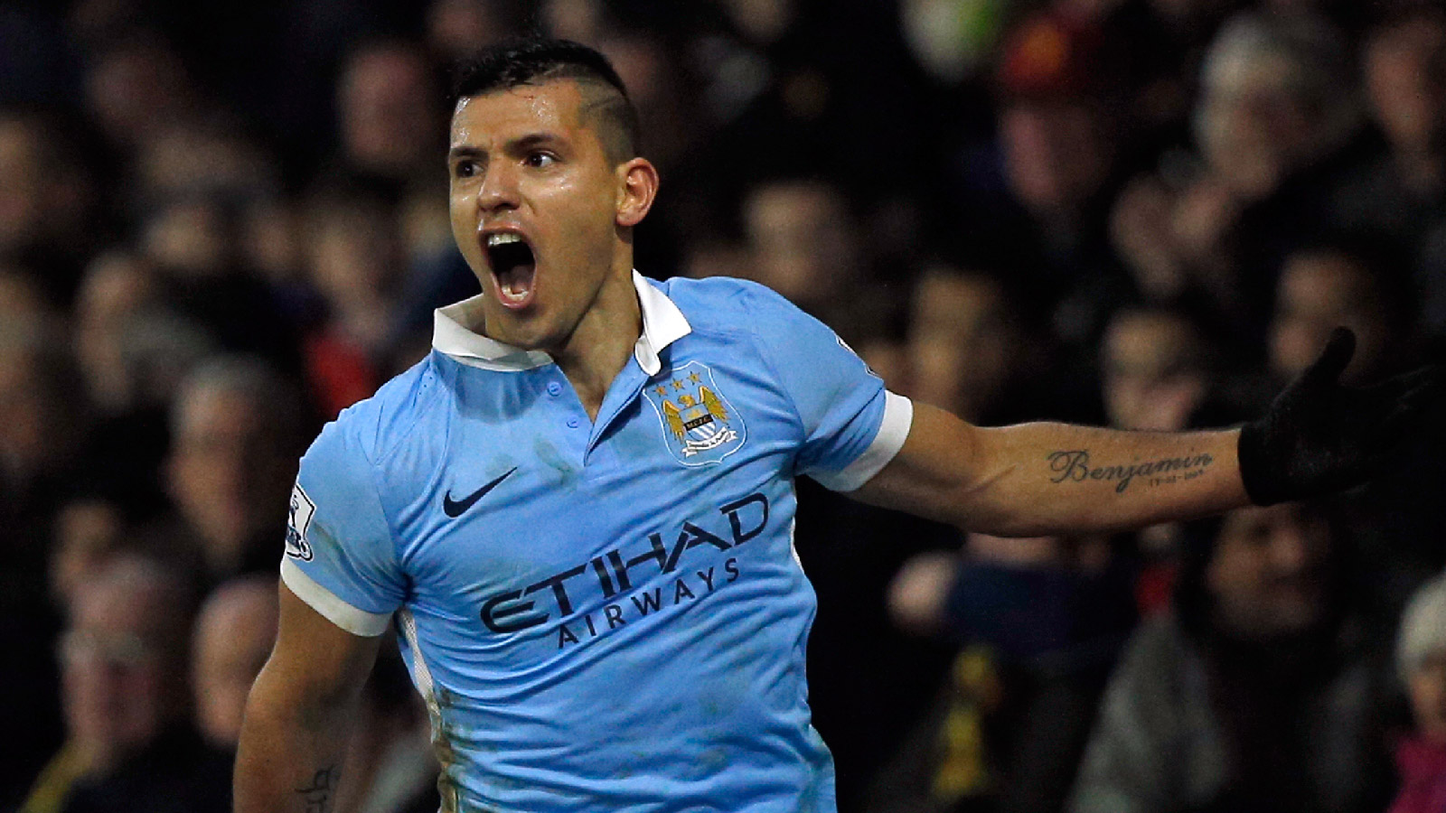 Aguero set to sign new mega-money deal with Man City