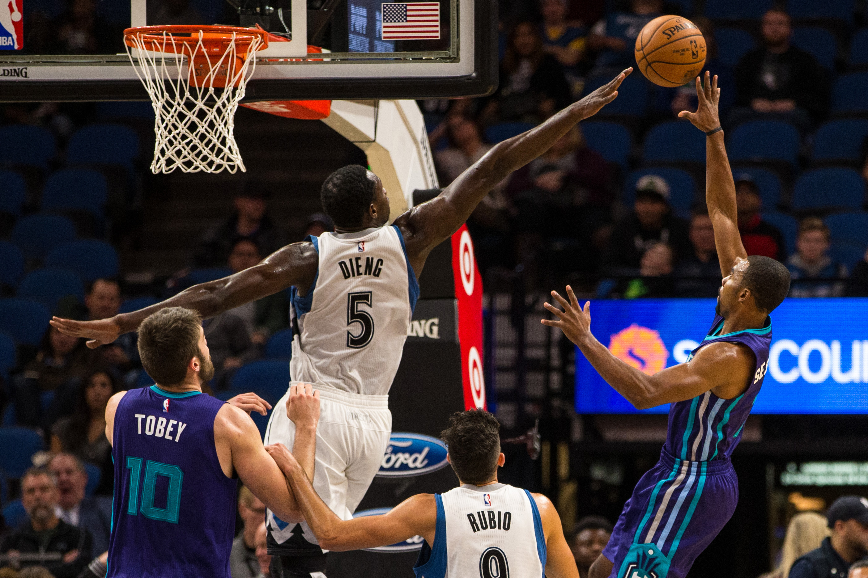 For Wolves' Gorgui Dieng, $64M was the right price to stay