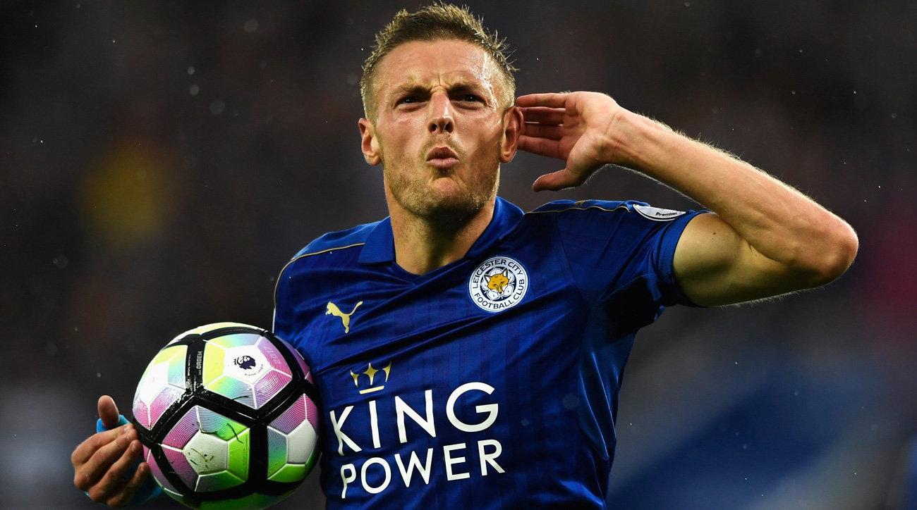 Jamie Vardy's matchday routine includes three Red Bulls, double espresso