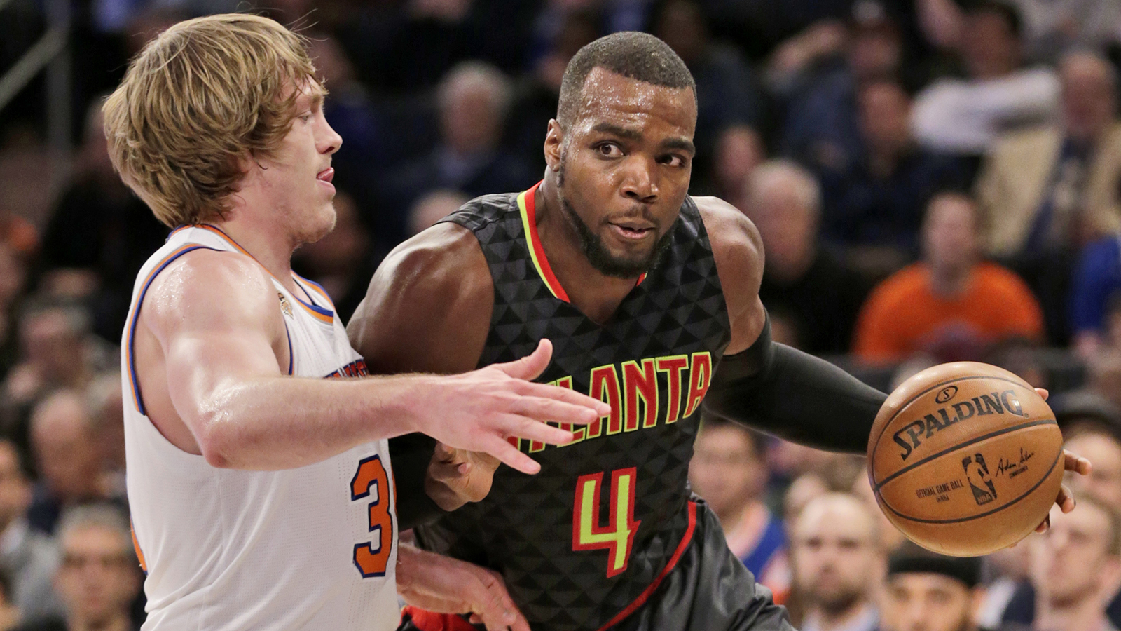 Hawks forward Paul Millsap named to 4th straight All-Star roster