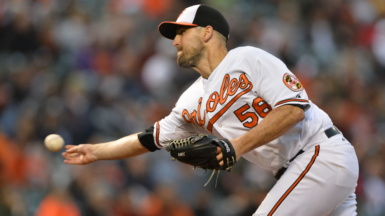 Report: Red Sox interested in free-agent reliever Darren O'Day