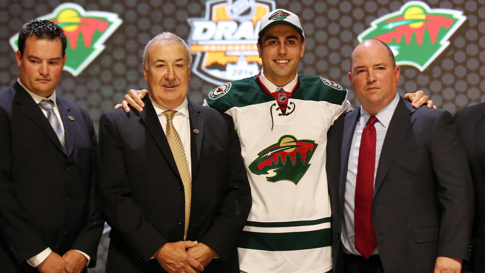 Wild invite 22 players to training camp, set roster at 60