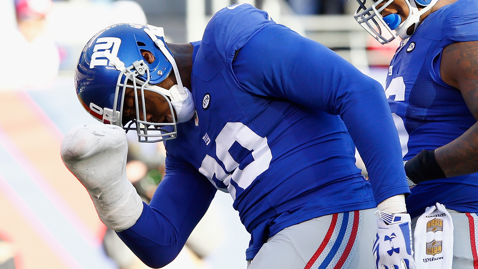 Look out for Jason Pierre-Paul fireworks safety PSAs this 4th of July