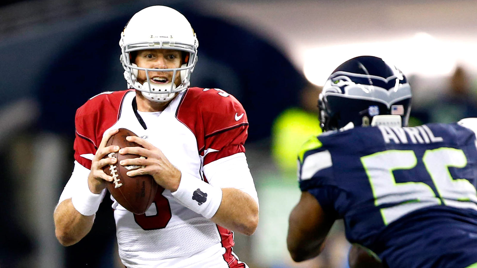 NFC West Notebook: Palmer, Cardinals tilt balance of power in division