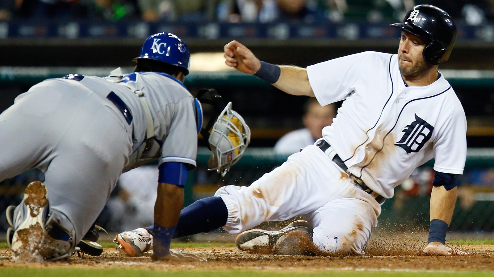 Royals again fall to Tigers in extra innings, this time 6-5 in 11