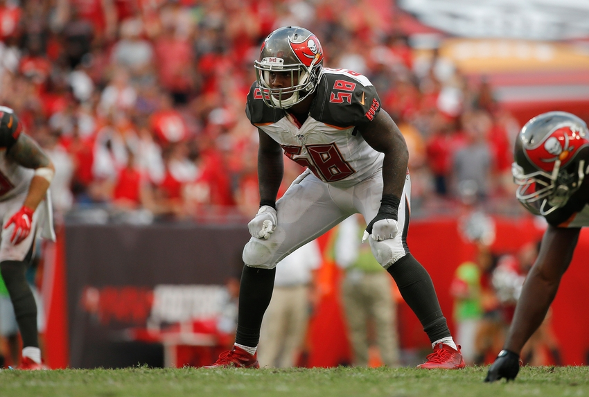 Buccaneers: One Year Later, Kwon Alexander Still Hurting For His Brother