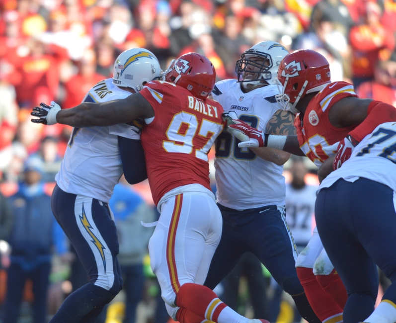 Report: Allen Bailey could be out for season with shoulder injury