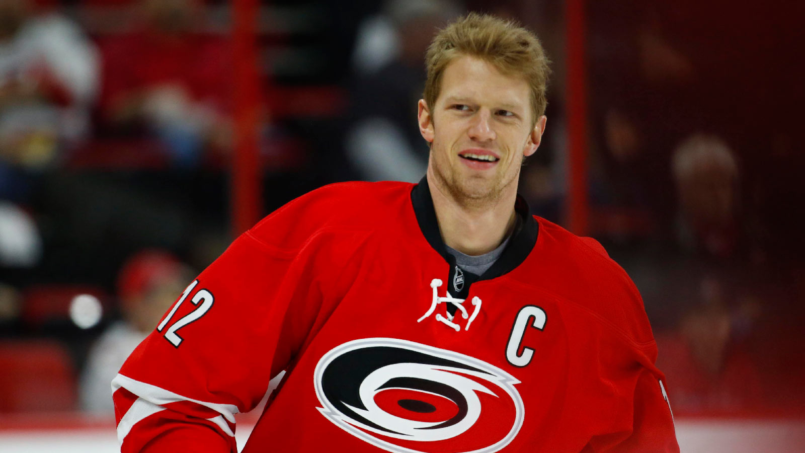 New center Staal excited to find role with Wild