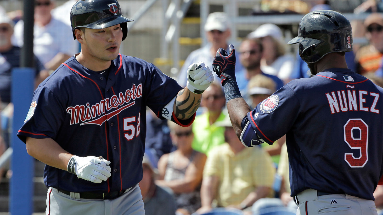 Park, Sano homer but Twins fall 9-3 to Blue Jays