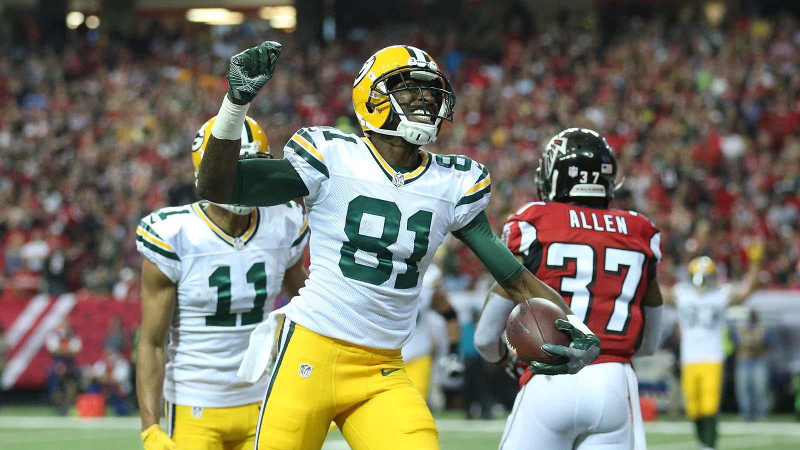Packers snap counts: Allison, Davis, Janis get big opportunities
