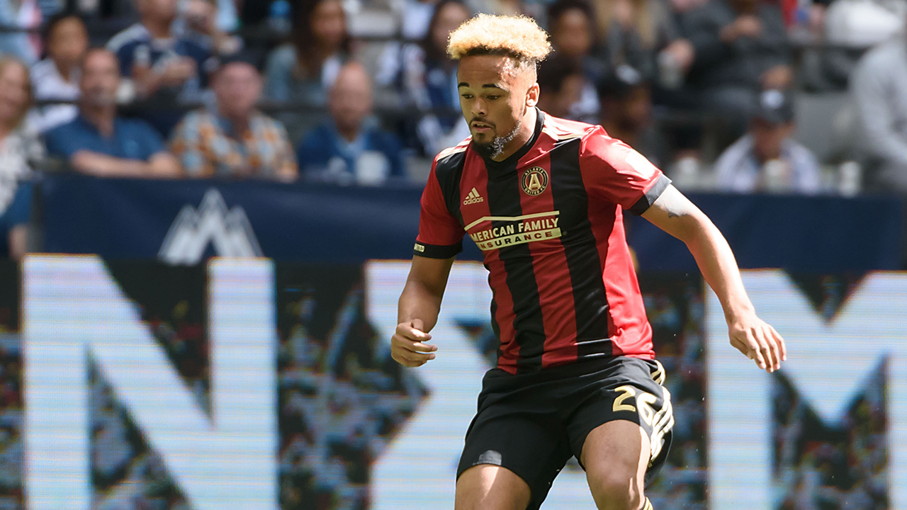 For Anton Walkes, loan to Atlanta United about exposure, making most of it