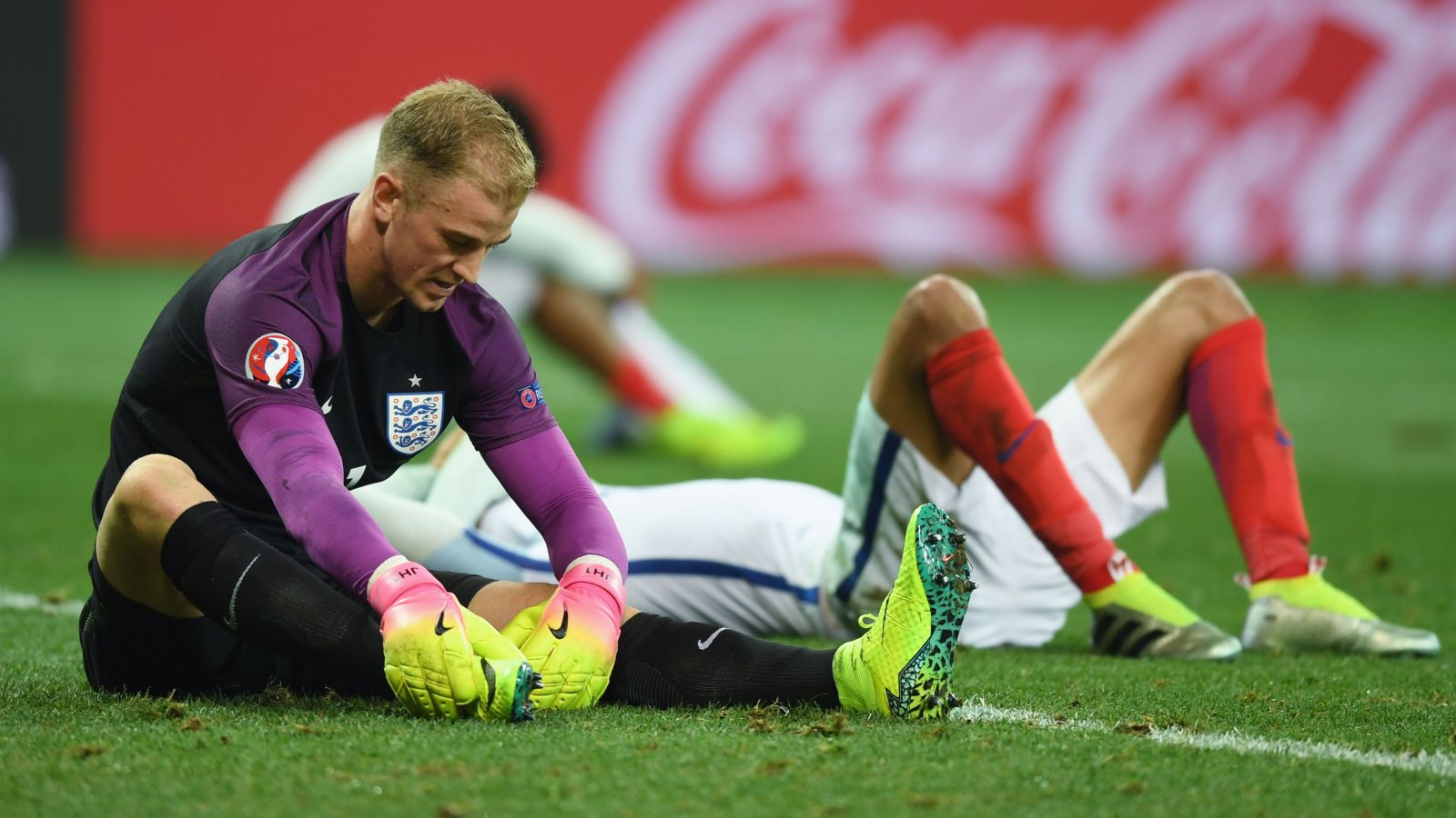 Hart takes responsibility for England's exit from Euro 2016