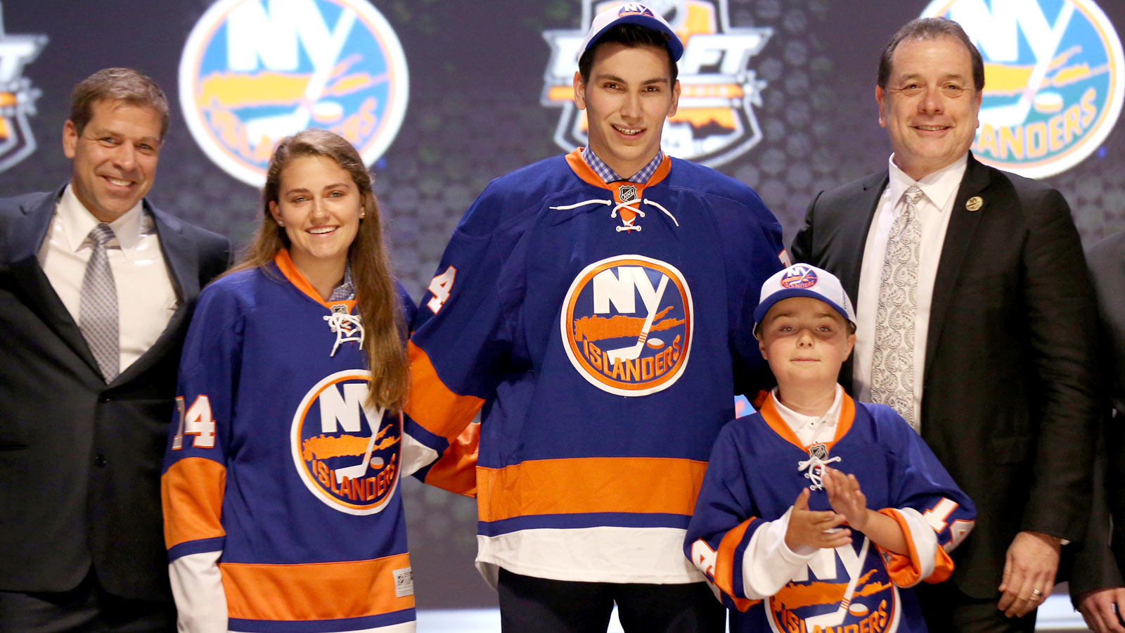 Isles send first-round picks Dal Colle, Beauvillier back to juniors