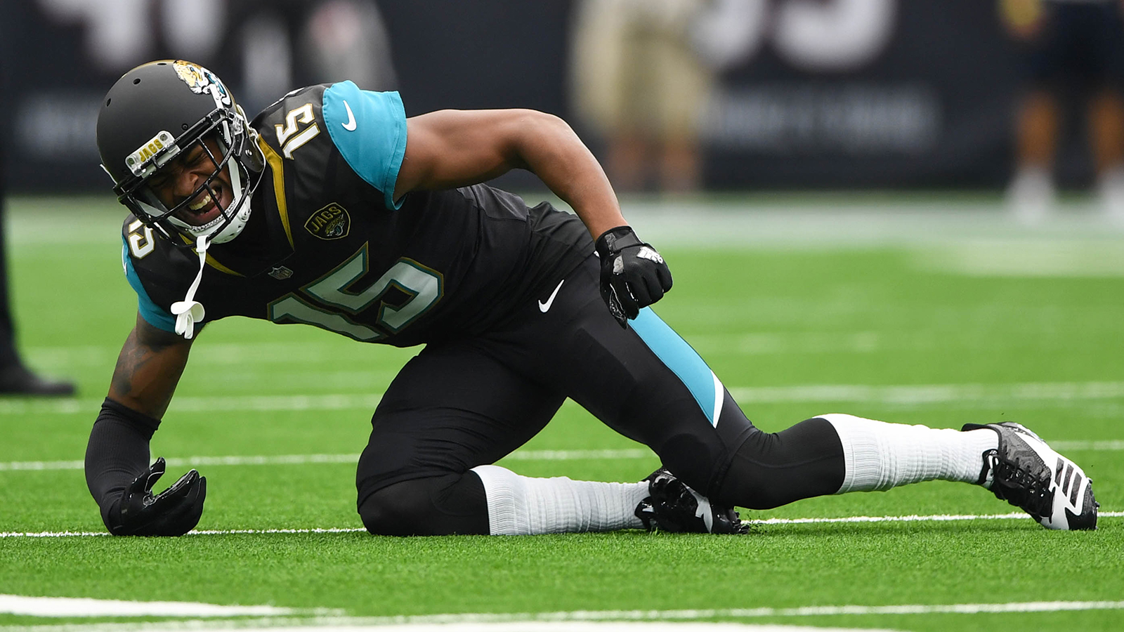 What now? With no franchise tag, WR Allen Robinson's future with Jaguars in doubt