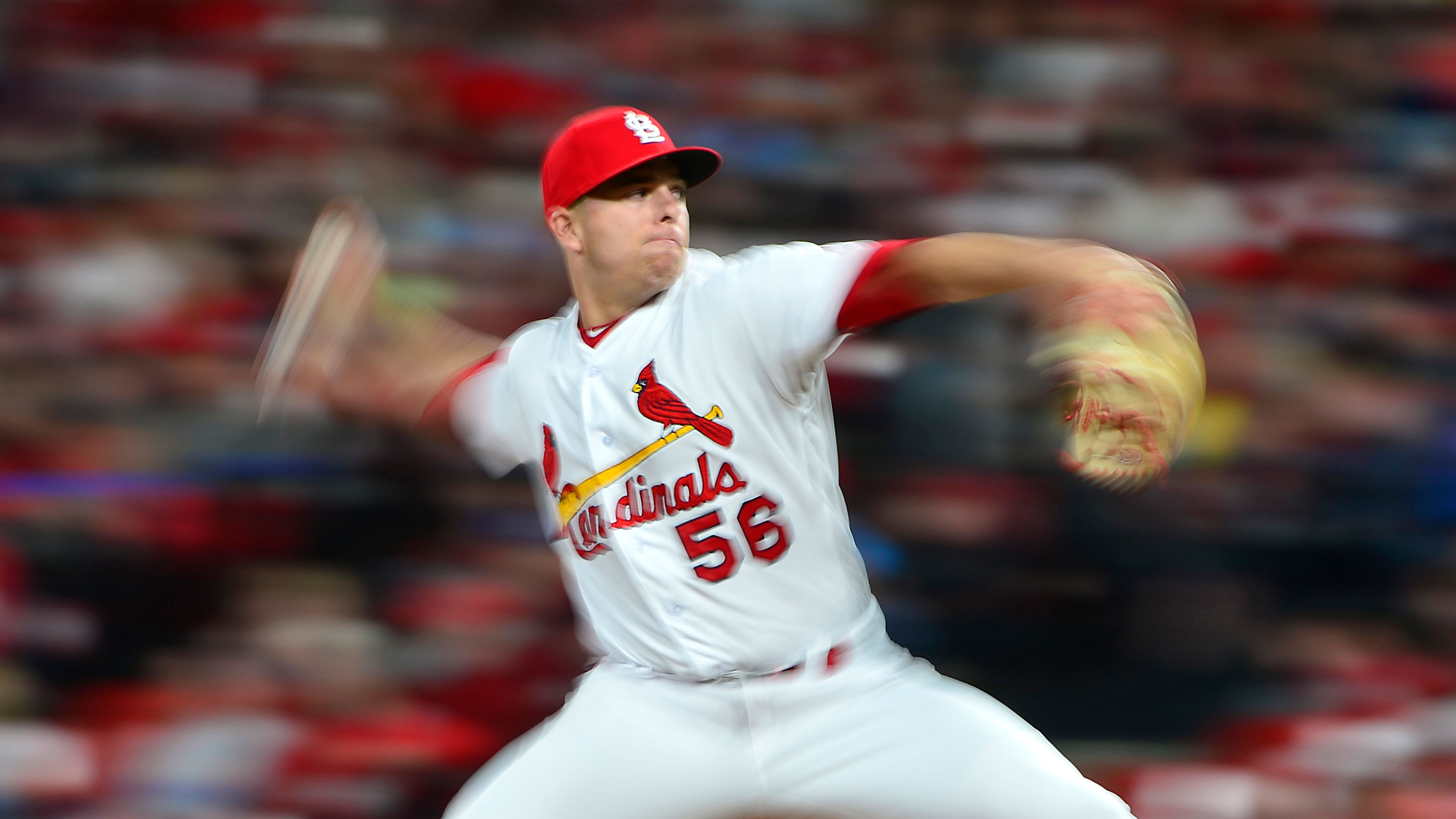 Cardinals recall reliever Helsley, option Sosa to minors