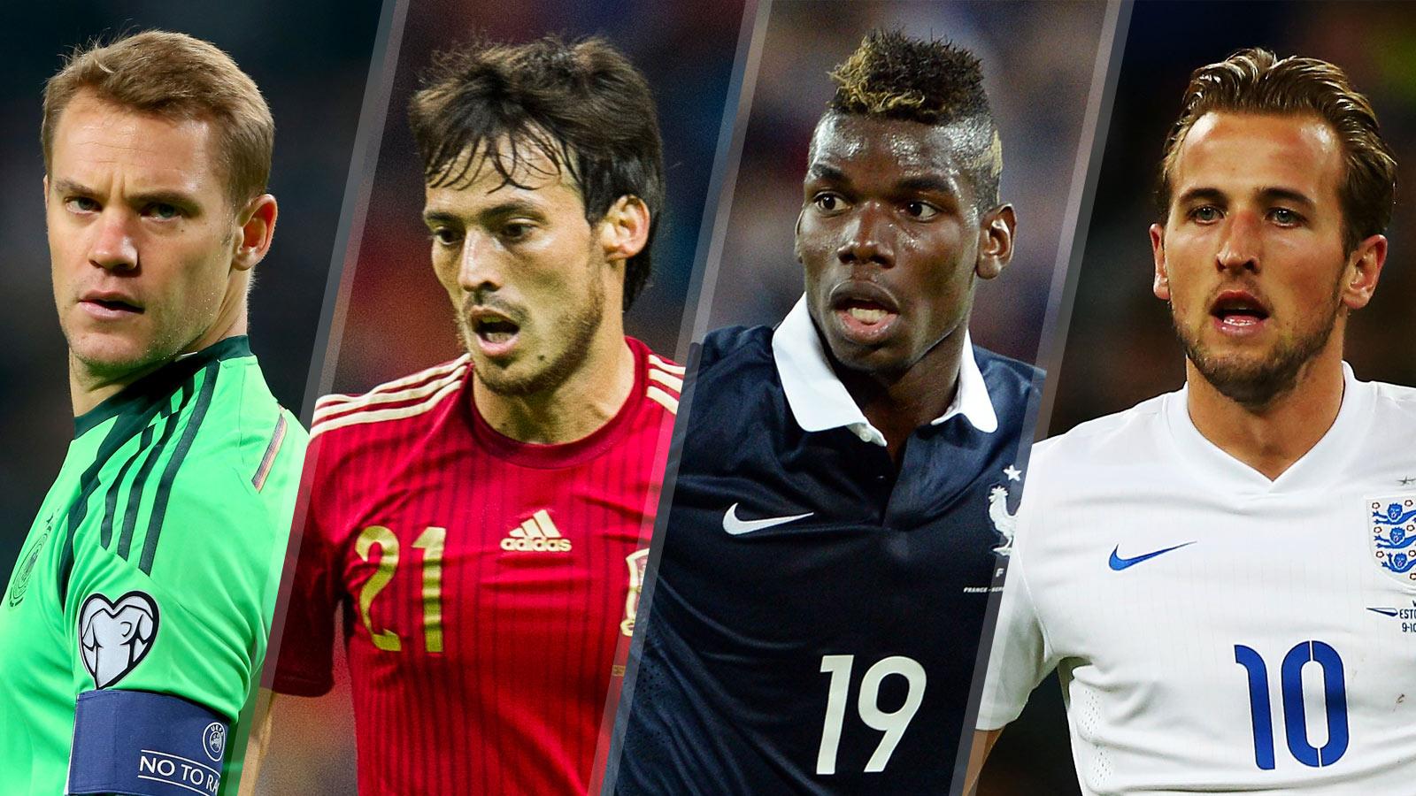 Matches to Watch: International friendlies facilitate Euro 2016 preparation