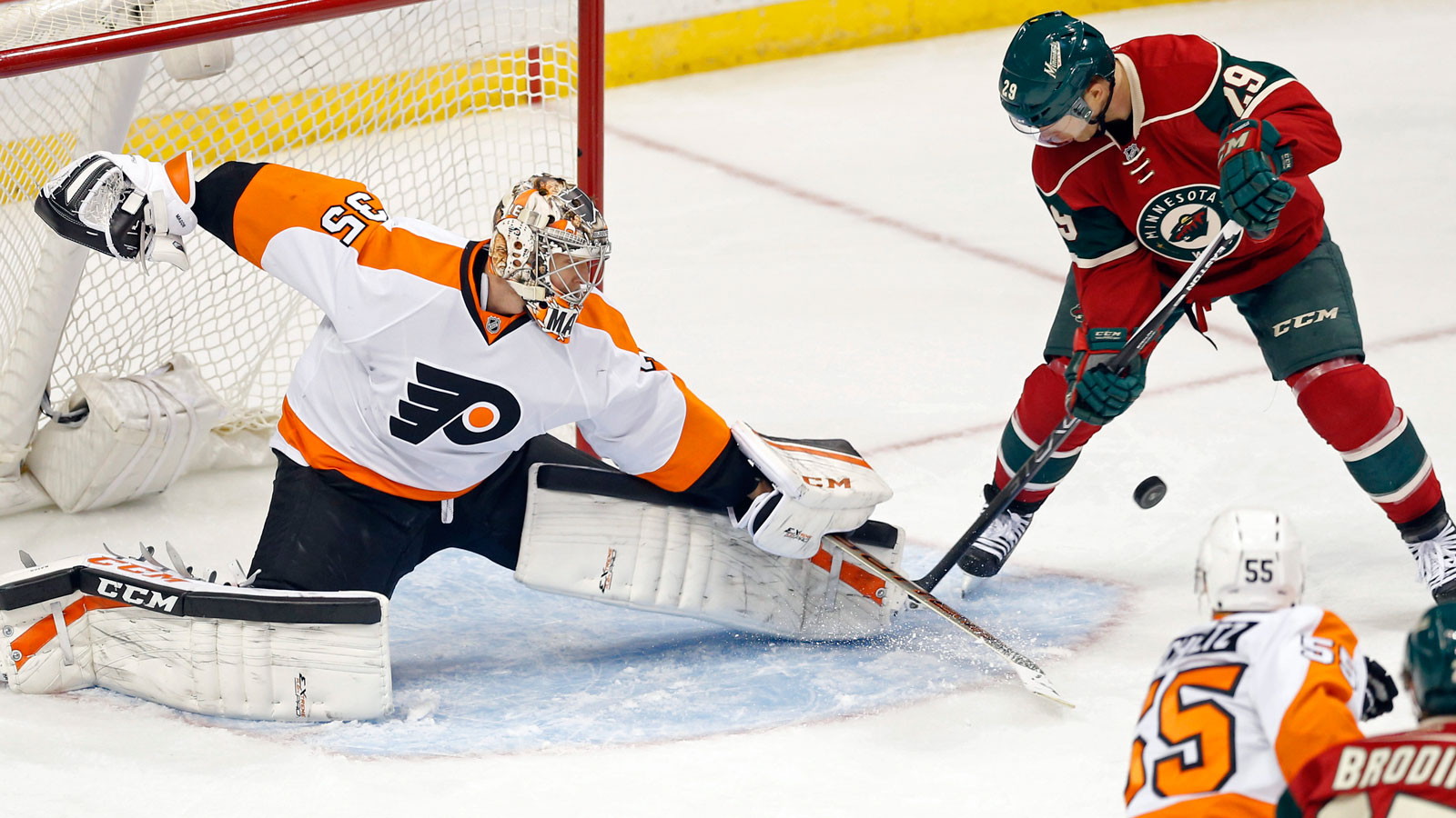 Preview: Wild at Flyers