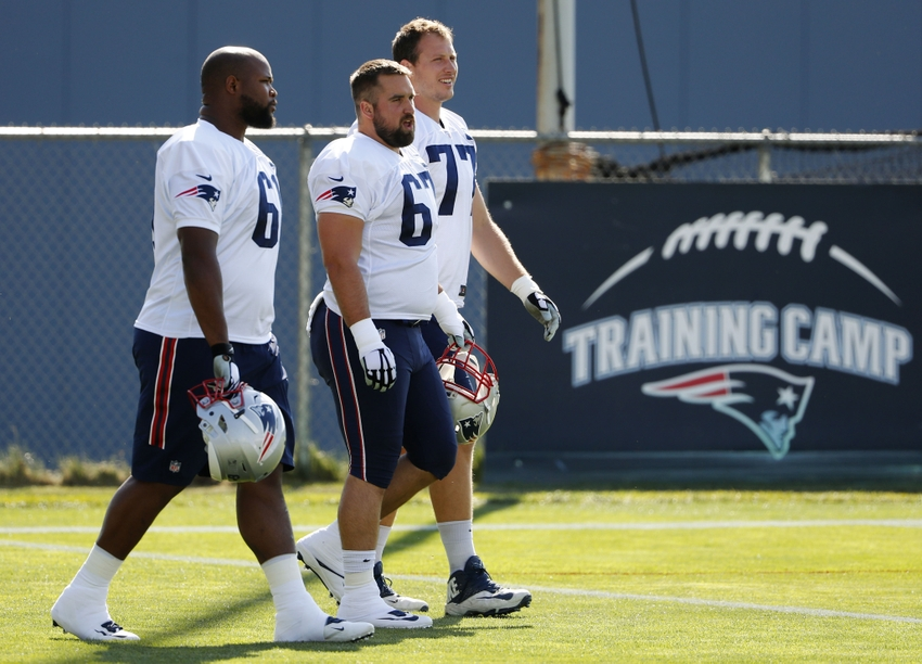New England Patriots: Nate Solder, Joe Thuney Driving Success