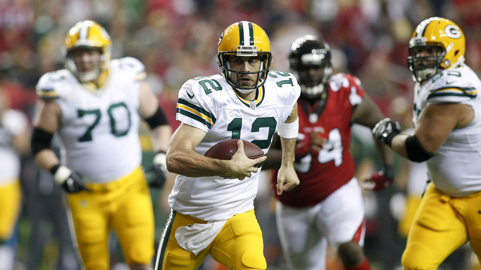Upon Further Review: Packers' Rodgers does it all in loss to Falcons