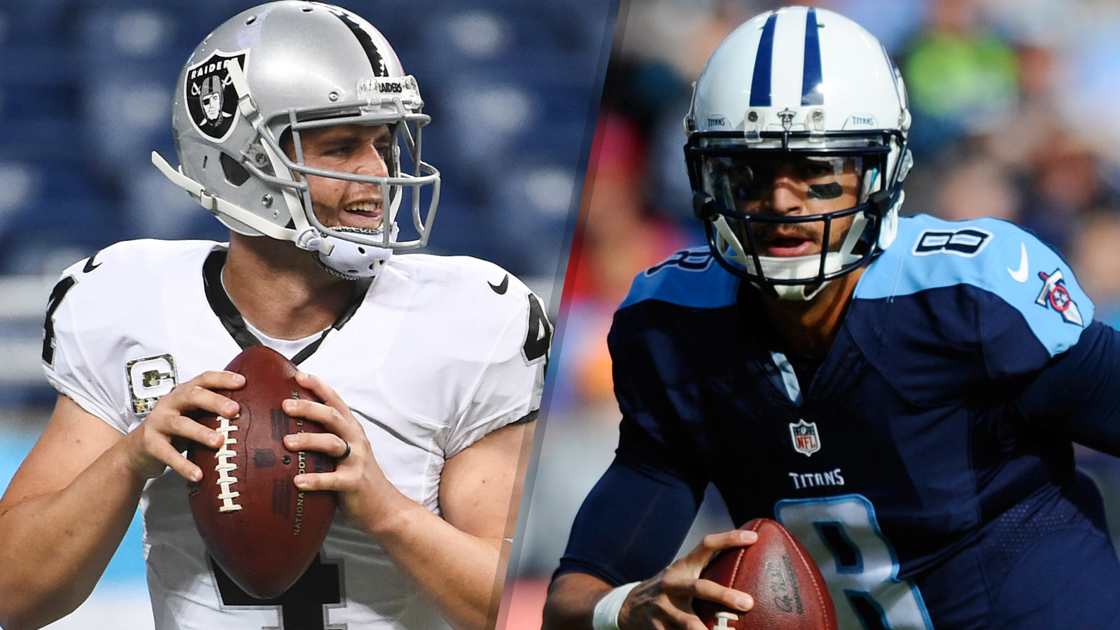 Six Points: Raiders vs. Titans