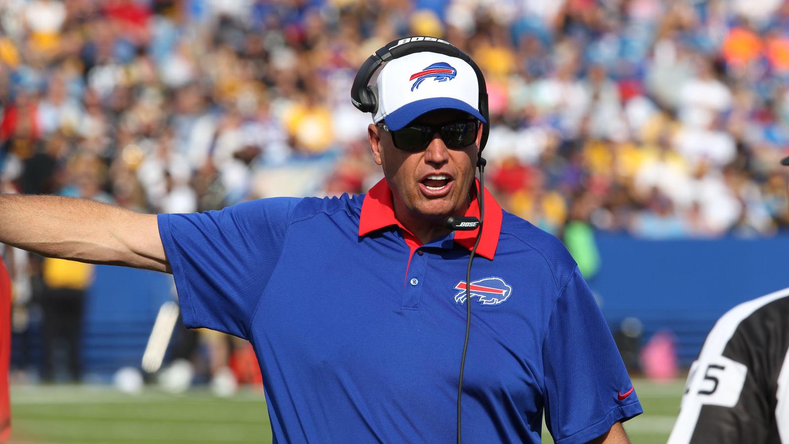 Coach Rex Ryan plans to fix Bills' penalty woes