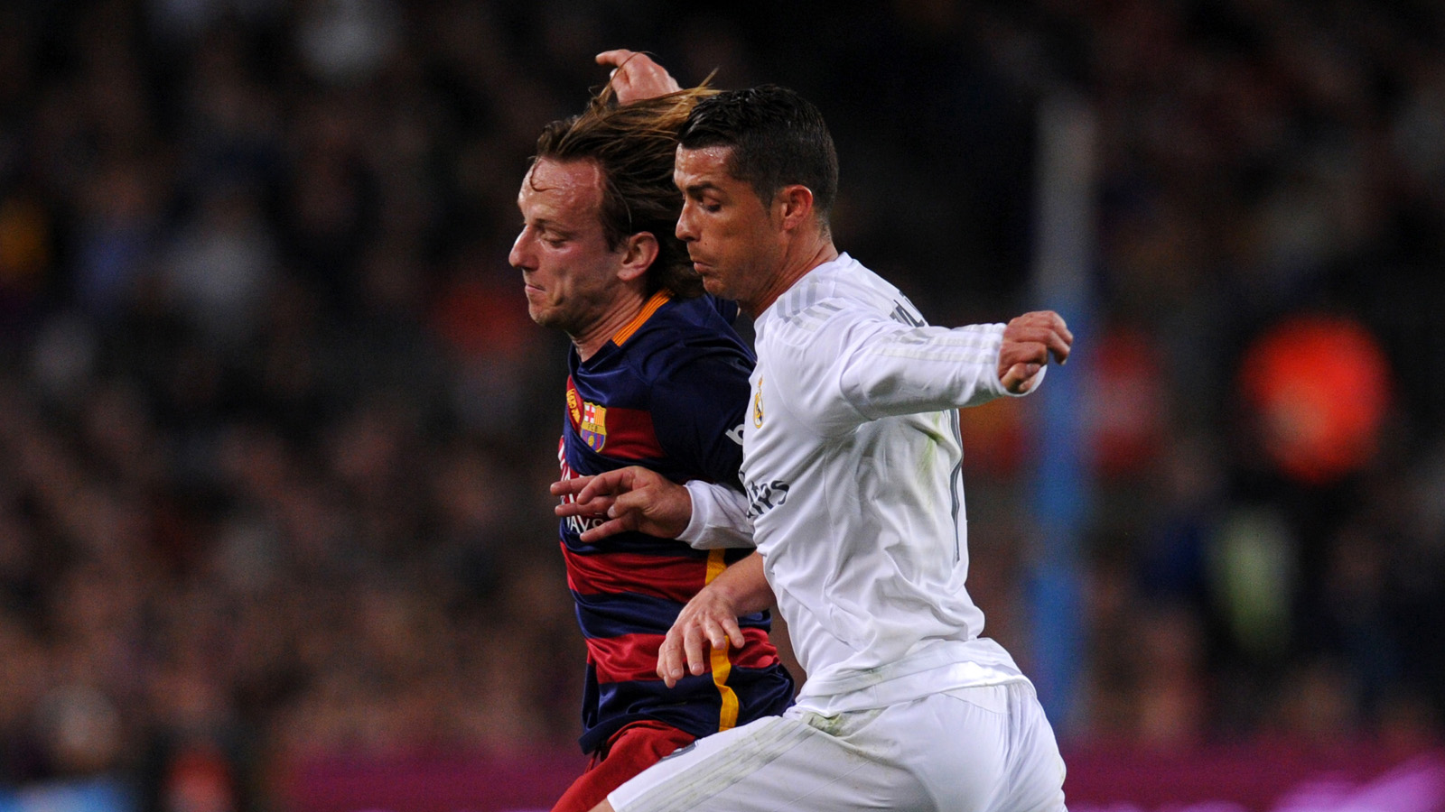 Cristiano not the same player with Portugal, taunts Rakitic