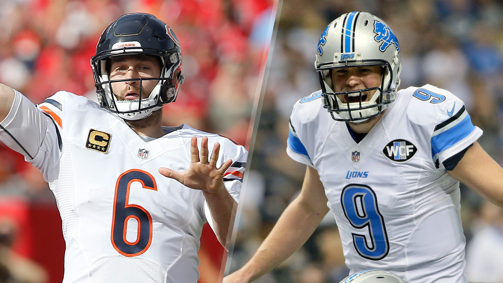 Six Points: Lions vs. Bears