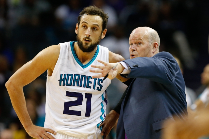 Marco Belinelli Stars in Charlotte Hornets OT Loss to the New Orleans Pelicans