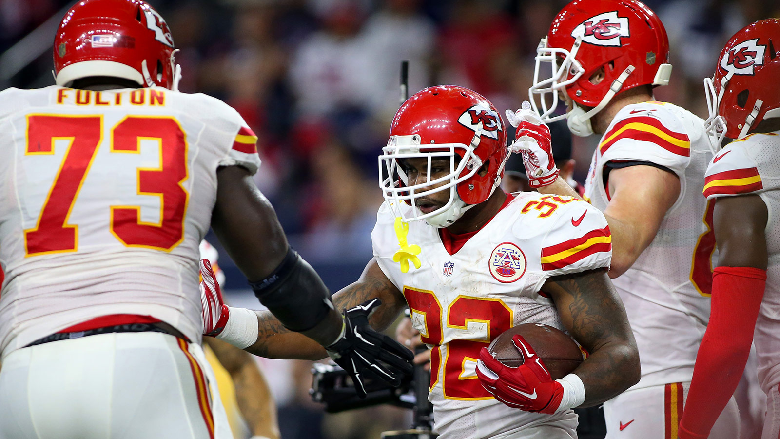 Chiefs, Patriots both thriving thanks to interchangeable parts